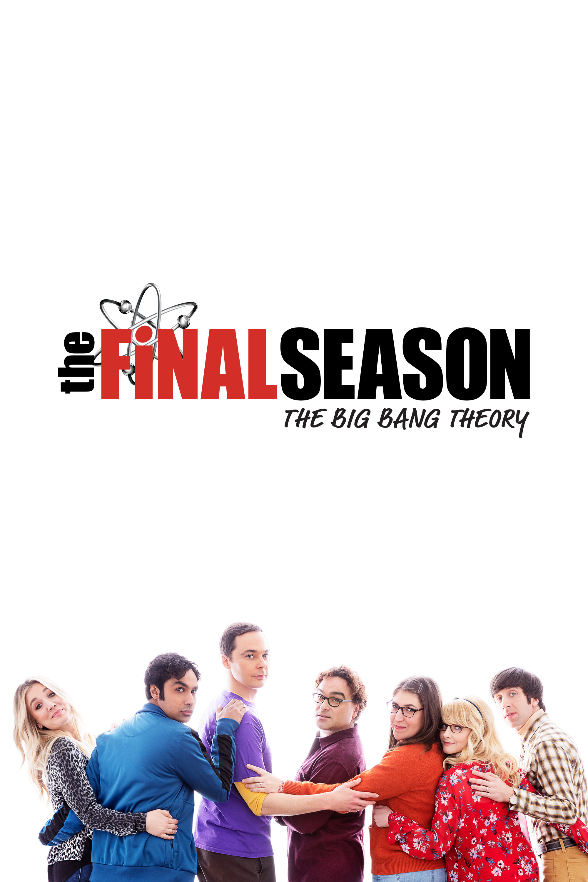 "cover design for ""The Big Bang Theory"""