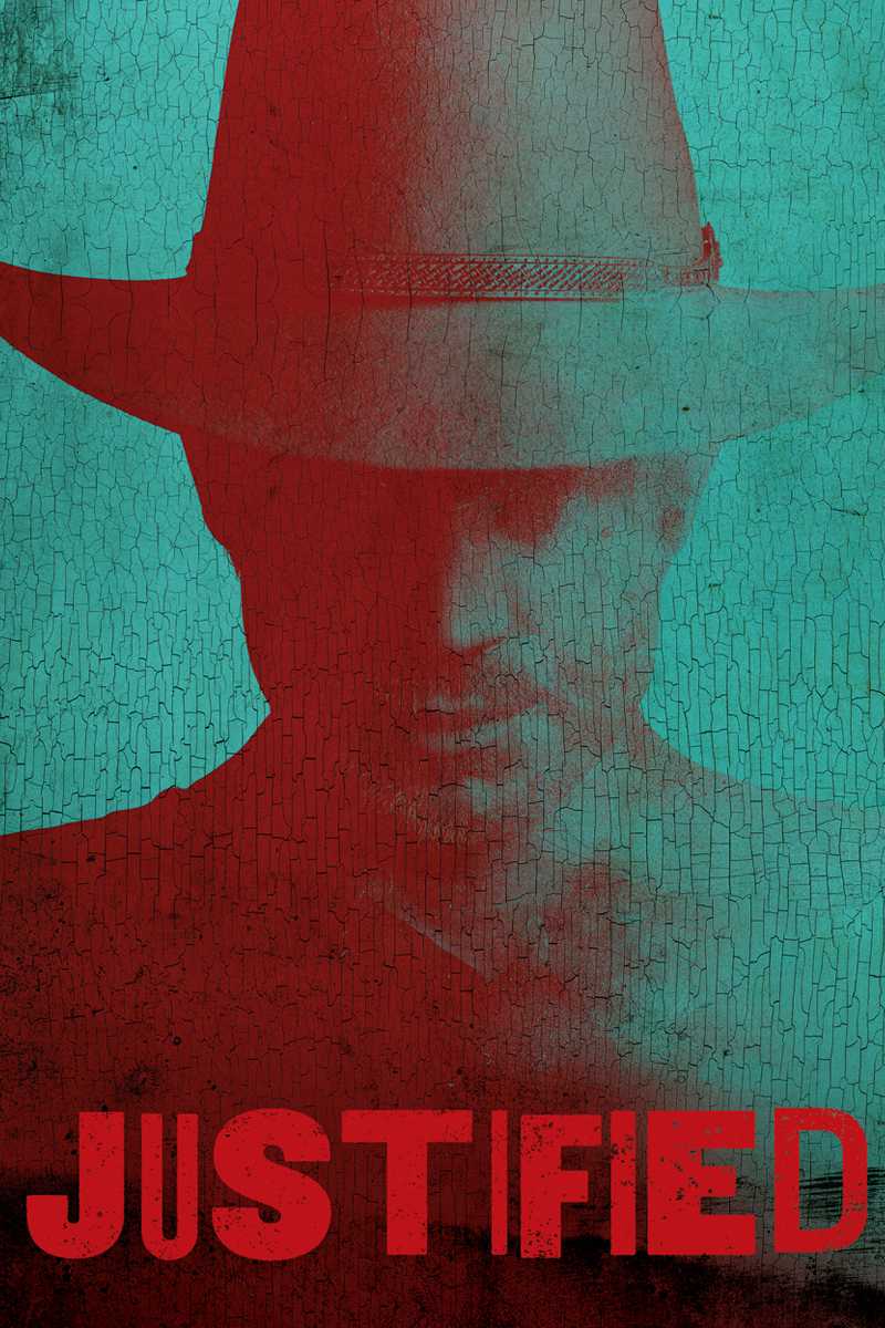 "cover design for ""Justified"""