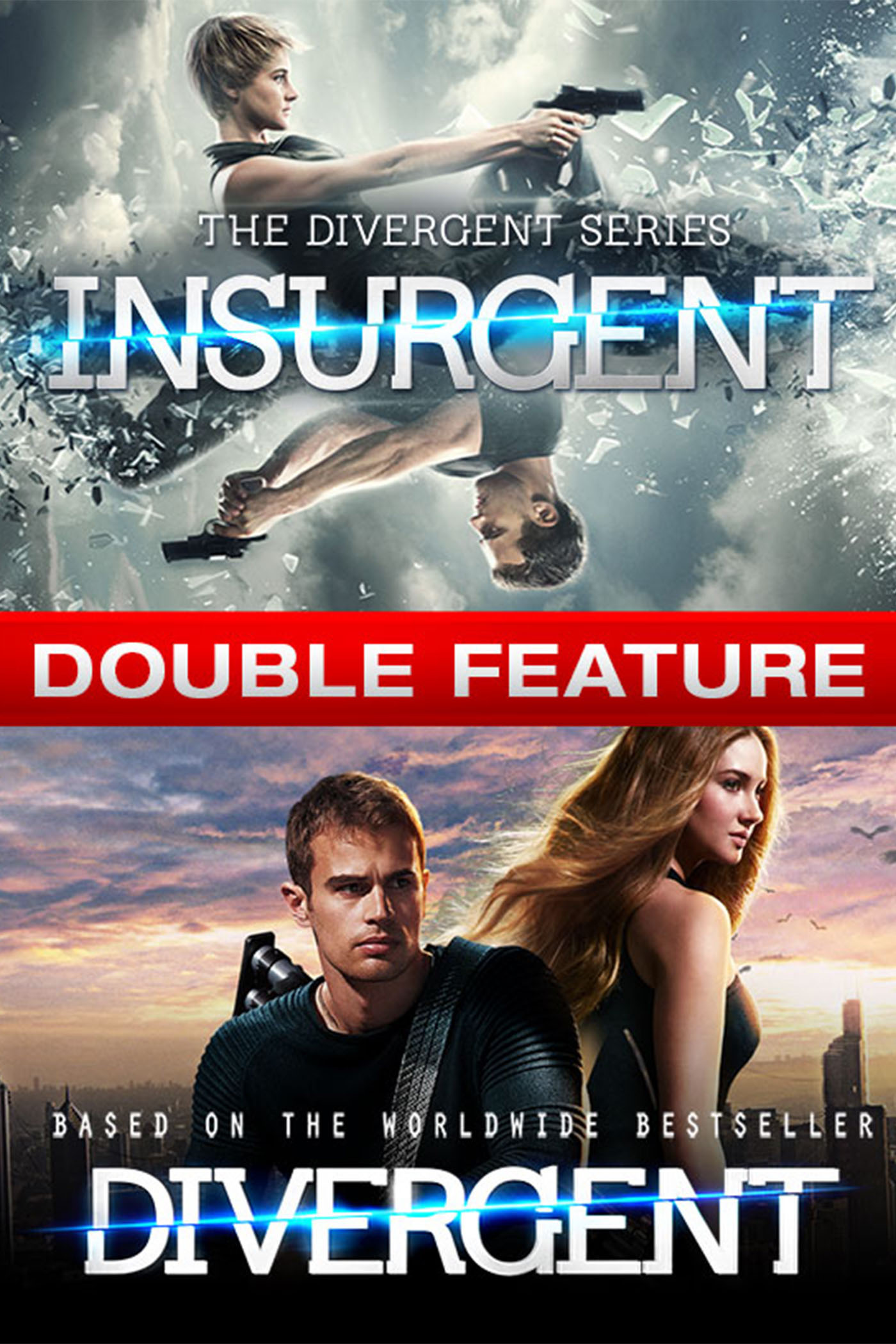 The Divergent Series: Double Feature