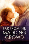 "cover design for ""Far From the Madding Crowd"""