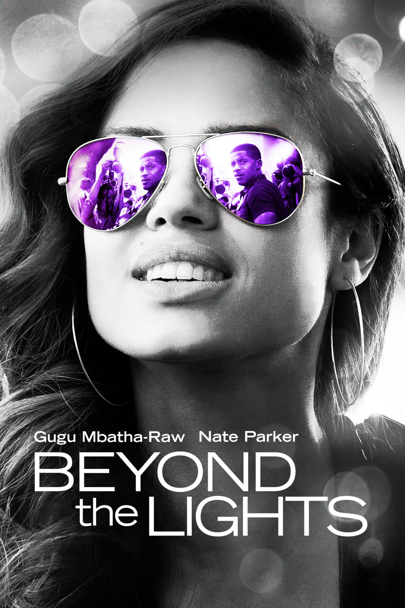 "cover design for ""Beyond the Lights"""