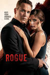 "cover design for ""Rogue"""