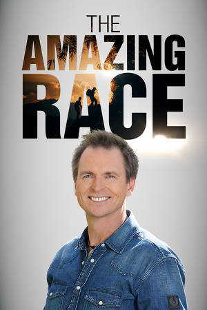 "cover design for ""The Amazing Race"""