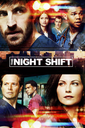 "cover design for ""The Night Shift"""