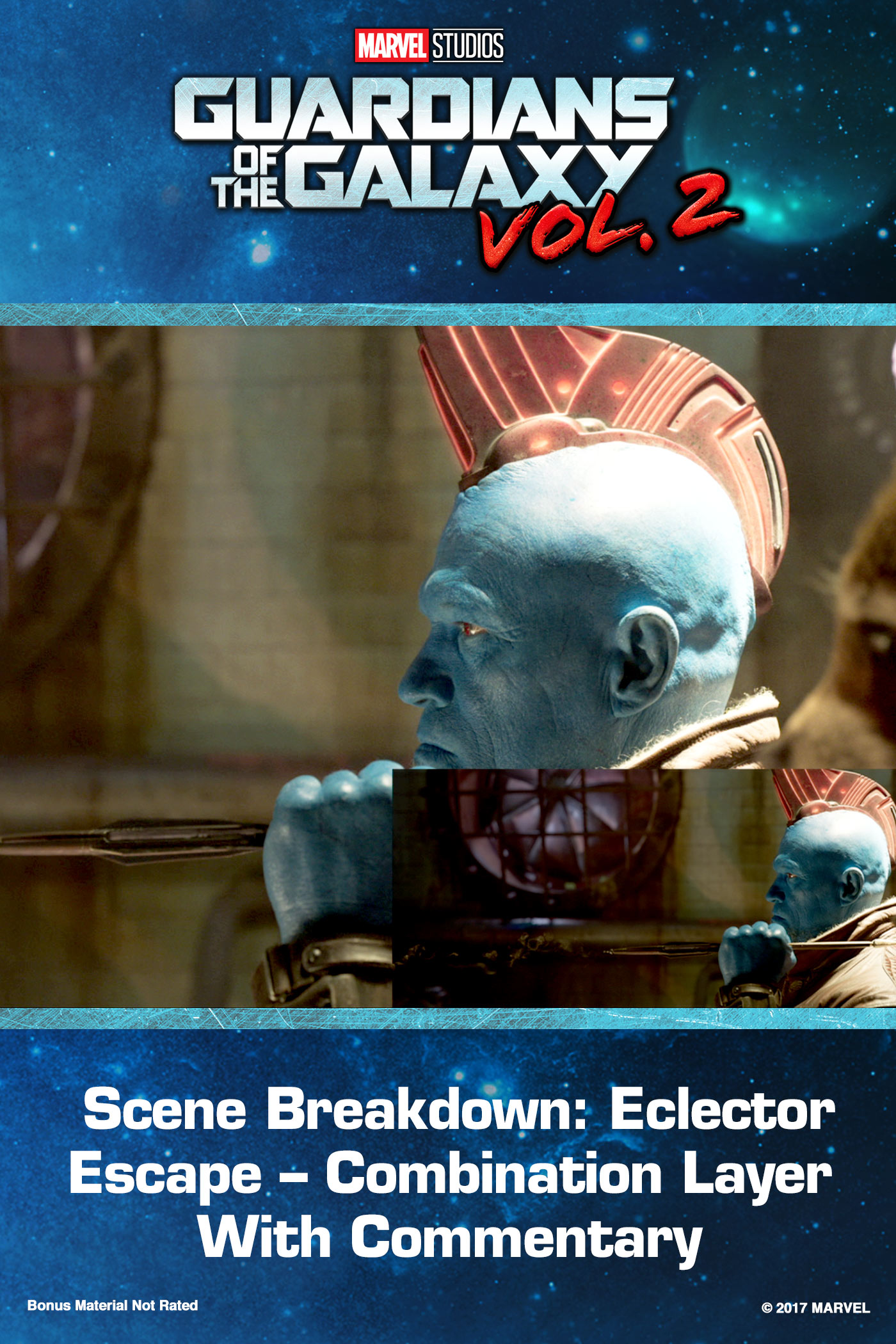 Scene Breakdown: Eclector Escape – Combination Layer With Commentary