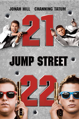 How old should you be to watch 21 jump street