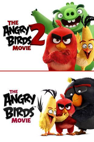 The Angry Birds Movie The Angry Birds Movie 2 Set Buy Rent