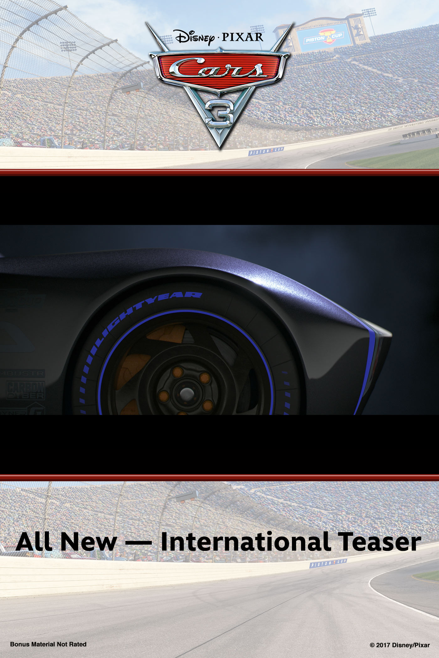 International Teaser