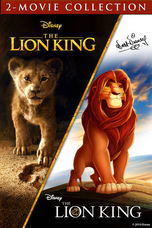 The Lion King 2019 The Lion King 1994 Bundle Buy