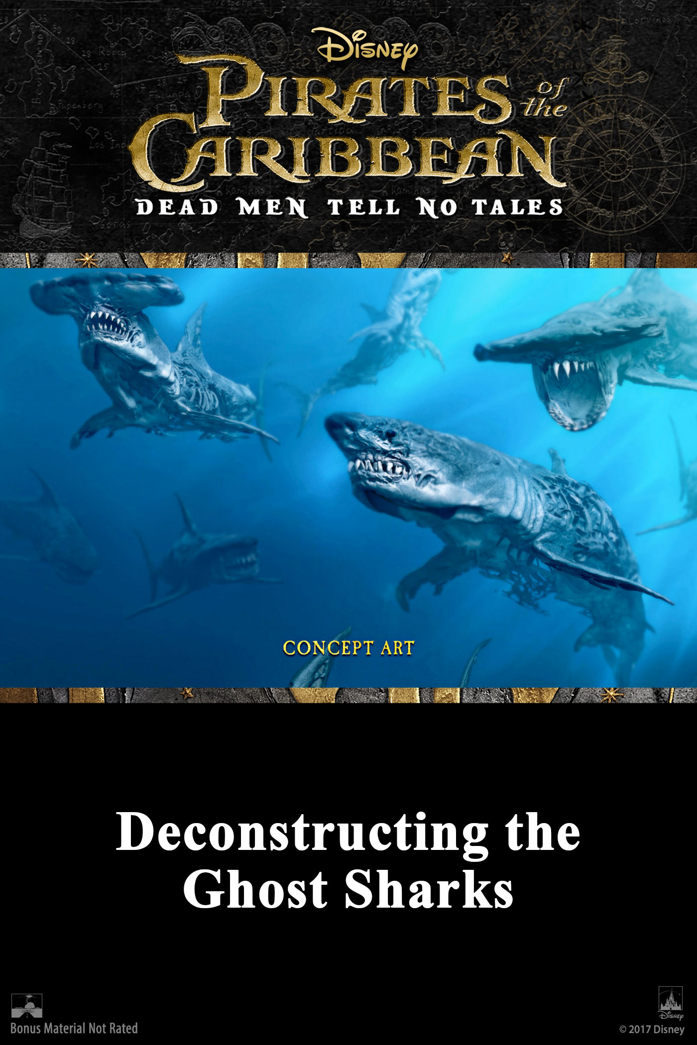 Deconstructing the Ghost Sharks