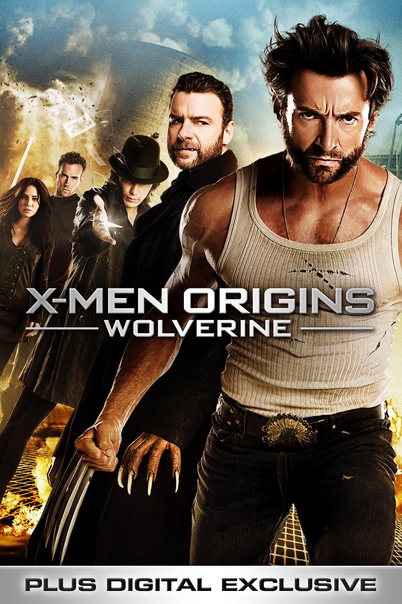 X-Men Origins: Wolverine with Digital Exclusive